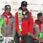 Europacup: Sejersted und Strolz strahlen in Reinswald vom höchsten Treppchen
