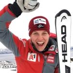 Magdalena Eggers Rückkehr in den Ski Weltcup beim Nachtslalom von Flachau