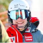 """Magdalena Egger im Skiweltcup.TV-Interview: """"Ein Olympia-Startplatz in Peking wäre eine Überraschung!"""""""