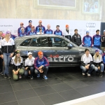 AUDI FIS SKIWELTCUP 2012/13: Athleten des DSV setzen auf quattro