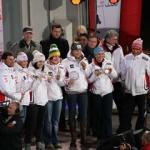 Saisonfinale mit Österreichischer Meisterschaft in Saalbach