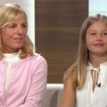 Martina Ertl-Renz' Tochter Romy-Sophia will hoch hinaus