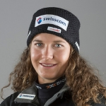 Lindy Etzensperger gewinnt Europacup-Riesenslalom in Tignes