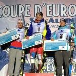Sieg für Yule beim EC-Nachttorlauf in Chamonix