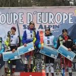 Daniel Yule wiederholt Vortagessieg beim EC-Slalom von Chamonix
