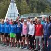 ÖSV News: Europacup-Damen im Aqua Dome