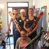 ÖSV NEWS: Nachwuchs Damen trainieren in Zermatt