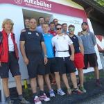 Herren ÖSV Europacup-Team am Hahnenkamm
