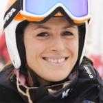 Italienische Ski-Damen trainieren am Stilfser Joch