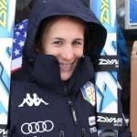 Nach sechs Monaten wagt Sabrina Fanchini Comeback auf Schnee