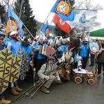 Fanclub Christof Innerhofer und Adrien Theaux kommen in die Gamsstadt Kitzbühel