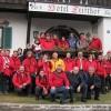 Zurbriggens Fanclub bei der WM 2011 in Garmisch stark vertreten