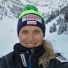 Olympiasiegerin Denise Feierabend tritt aus dem Skirennsport zurück