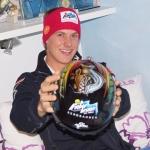 Manuel Feller  angelt sich den Juniorenweltmeistertitel