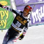 Manuel Feller und Romed Baumann zum Endspurt in die Schweiz