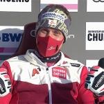Manuel Feller will das rote Slalom-Trikot auf seinem Lieblingshang verteidigen