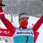 Der Slalomprinz in der Lenzerheide heißt Manuel Feller – der Slalomkönig Marco Schwarz