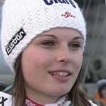 Anna Fenninger mit Bestzeit beim 1. Abfahrtstraining in Bad Kleinkirchheim