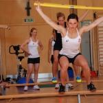 Schnelle Beine für die ÖSV Damen in Erpfendorf