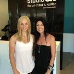Anna Fenninger: 24 Jahr, blondes Haar…