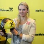 Anna Fenninger mit neuem Sponsorpartner