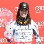 Anna Fenninger ist auch nach ihren großen Erfolgen die Gleiche geblieben