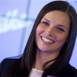 Anna Fenninger blickt zuversichtlich Richtung Sölden