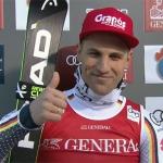DSV Rennläufer Josef 'Pepi' Ferstl ist der Super-G Hahnenkammsieger 2019.