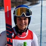 Europacup: Nadine Fest ist auch im zweiten Super-G von Reinswald eine Klasse für sich