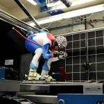 Windkanaltests bei der RUAG – Swiss-Ski auf der Suche nach der idealen Position
