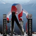 Swiss-Ski-Abfahrer arbeiten mit Langläufer zusammen