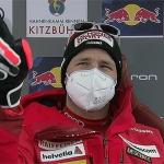 Beat Feuz schnappt sich mit zweitem Abfahrtssieg in Kitzbühel abermals die Goldene Gams
