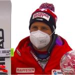 Ski Weltcup Finale 2020/21: Abfahrt der Herren in Lenzerheide ist abgesagt – Abfahrtskristall geht an Beat Feuz.