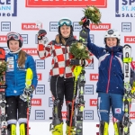 Kroatin Ida Stimac gewinnt FIS-Slalom in Flachau