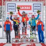 Marie-Therese Sporer gewinnt FIS-Slalom in Flachau