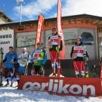 Ramon Zenhäusern und Manuel Wieser gewinnen FIS Slalomrennen in Davos
