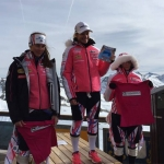 Adeline Baud Mugnier widmet FIS Slalom Sieg in Tignes den Attentat-Opfern von Paris