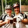 ÖSV-Stars beim Radmarathon in Grieskirchen