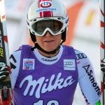 Andrea Fischbacher gewinnt FIS Riesenslalom in Copper Mountain.