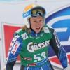 Knieverletzung stoppt Training der jungen Schwedin Magdalena Fjällström