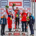Ski Weltcup in Flachau: Die Generalprobe ist bestens geglückt.