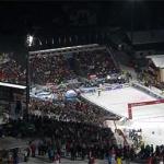 Audi FIS Skiweltcup: Damen Nachtslalom Flachau am 13.01.2015