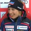 Sensationserfolg für Jasmine Flury im Super-G von St. Moritz