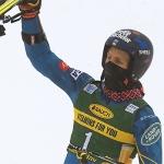 In Adelboden schwer gestürzter Tommy Ford klagt noch über Schmerzen
