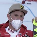 Max Franz entscheidet Abfahrtstraining in Garmisch-Partenkirchen für sich