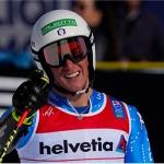 Junioren-Ski-WM 2021: Azzurro Giovanni Franzoni gewinnt die Goldmedaille im Super-G-Hundertstelkrimi