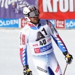 Thomas Frey gewinnt Europacup Riesenslalom am Mittwoch in Zuoz (SUI)