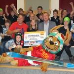 Das Weihnachtsgeschenk für den Nachwuchs: Fritz Blitz – Kampf um Gold