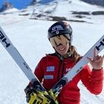 Marie-Michèle Gagnon ist mit Head und Herz bei der Sache