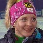 Erster EC-Sieg beim Slalom in Oberjoch für Katharina Gallhuber